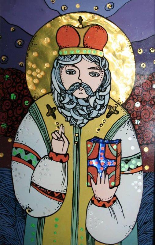 «Відкриття Резиденції Святого Миколая» у виставковій залі «Великої Лаврської Дзвіниці»