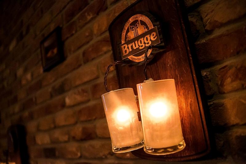 «Любовь с первого взгляда» в «Brugge»