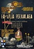 «Оркестр Радості і щастя Familia Perkalaba» у пабі «Бочка на Подолі»