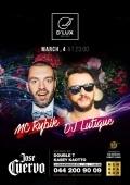 «DJ Lutique & MC Rybik» в клубе «D'Lux»