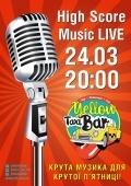 «High Score. Music Live» в «Yellow Taxi Bar»