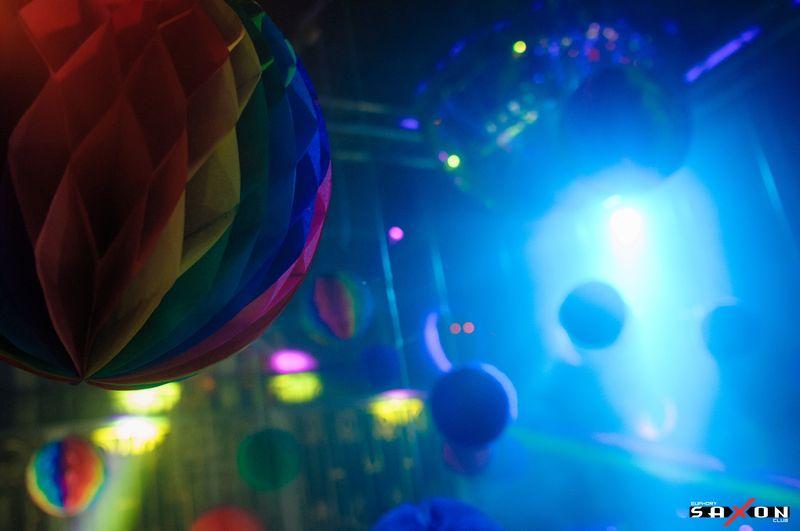 Вечеринка «Крепатура vol.3» в клубе «Saxon»