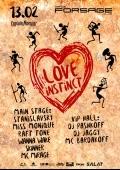 Вечеринка «Love Instinct» в клубе «Forsage»