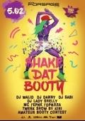 Вечеринка «RnB BooM. Shake dat booty» в клубе «Forsage»
