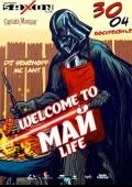 Вечеринка «Welcome to МАЙ Life» в клубе «Saxon»