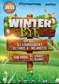 Вечеринка «Winter bye» в клубе «Forsage»
