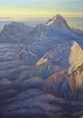 Выставка «14 восьмитысячников» посвященная альпинисту Владиславу Терзиулову
