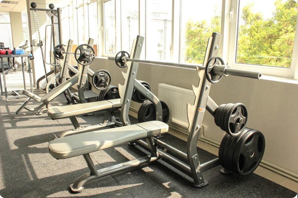 Фитнес-центр «Impulse»