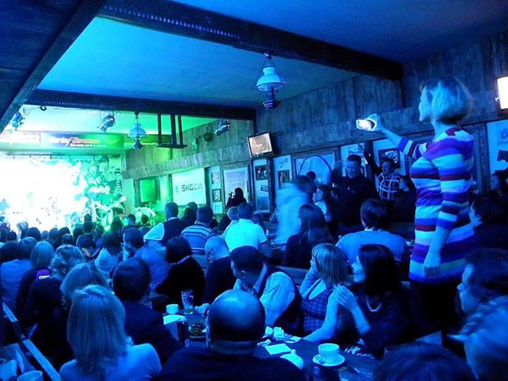 Байк рок-н-ролл клуб «Route 66»