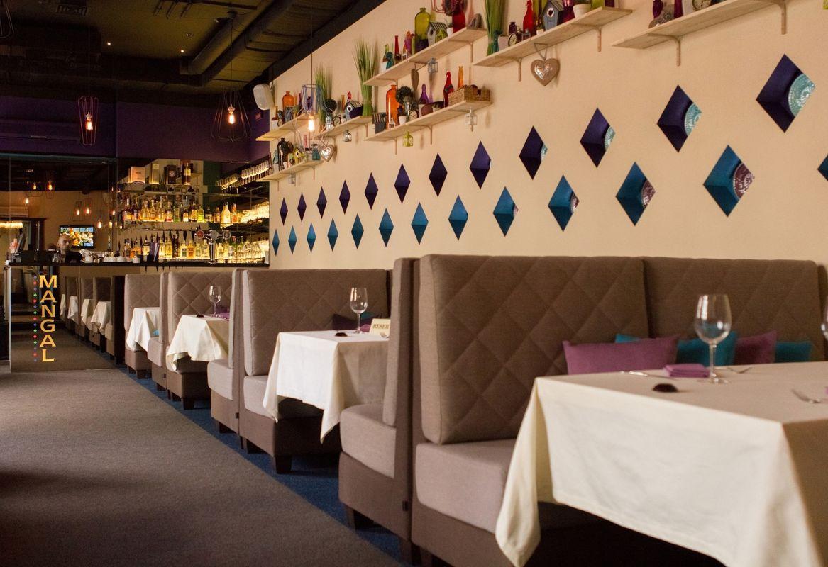 Ресторан «Mangal grill & lounge»