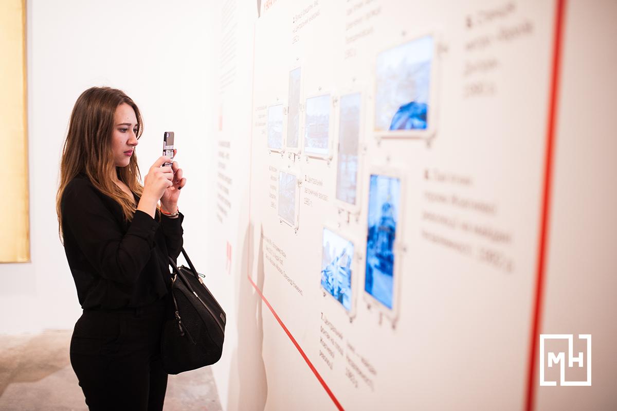 «Сэлфи-уик-энд в Музее новостей» в «Мистецькому Арсеналі»