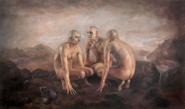 Выставка «Деформации»