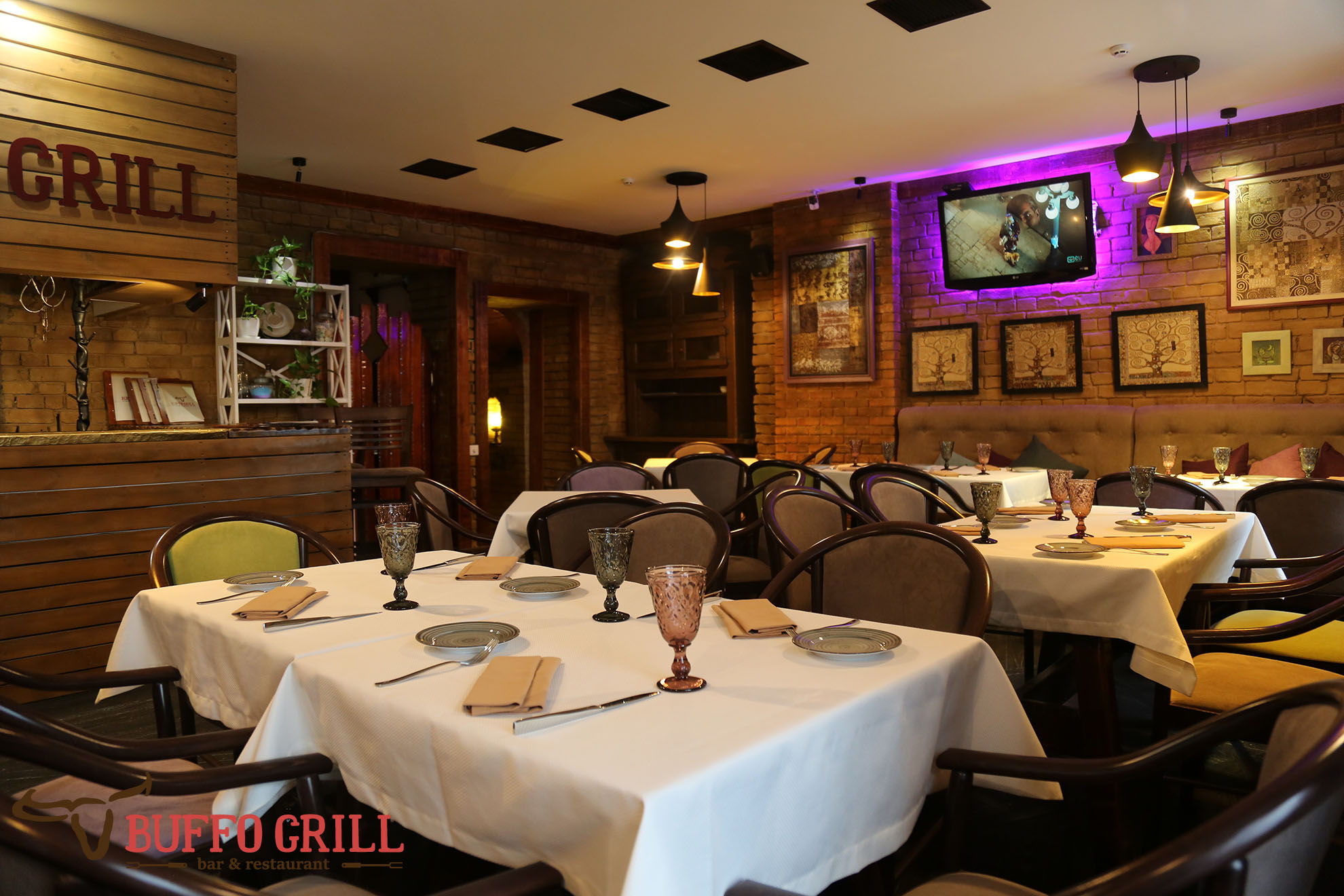Ресторан «Buffo Grill»