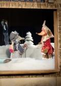 Спектакль «Лисичка-сестричка та Вовк-панібрат» в «Муниципальном театре кукол»