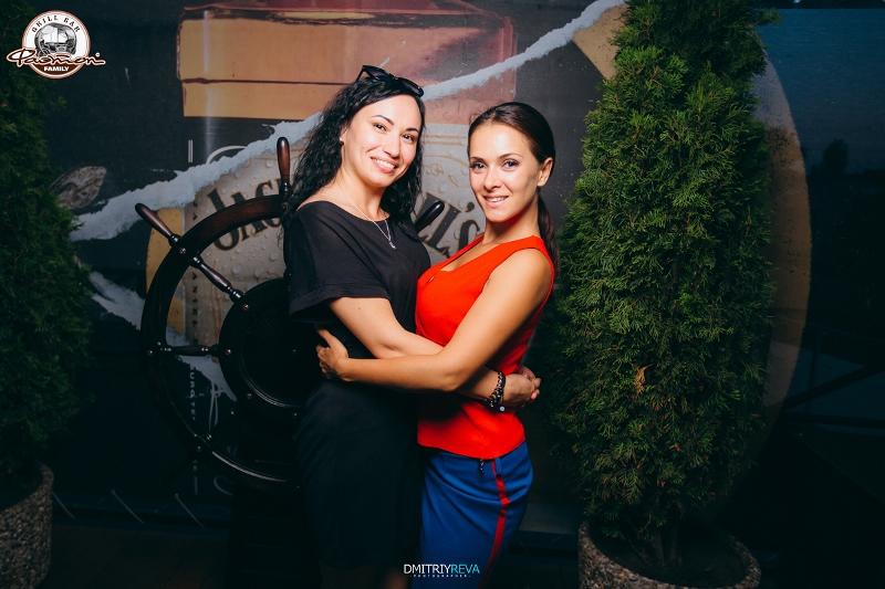 Ксения Бридж и Андрей Чижик @ Фаэтон