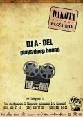 DJ A-Del @ Дакота pizza-bar