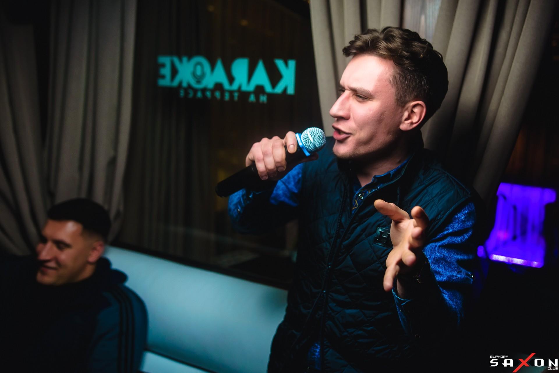 Alekseev в «Saxon»