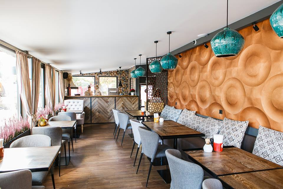 Грузинский ресторан «Гаро»