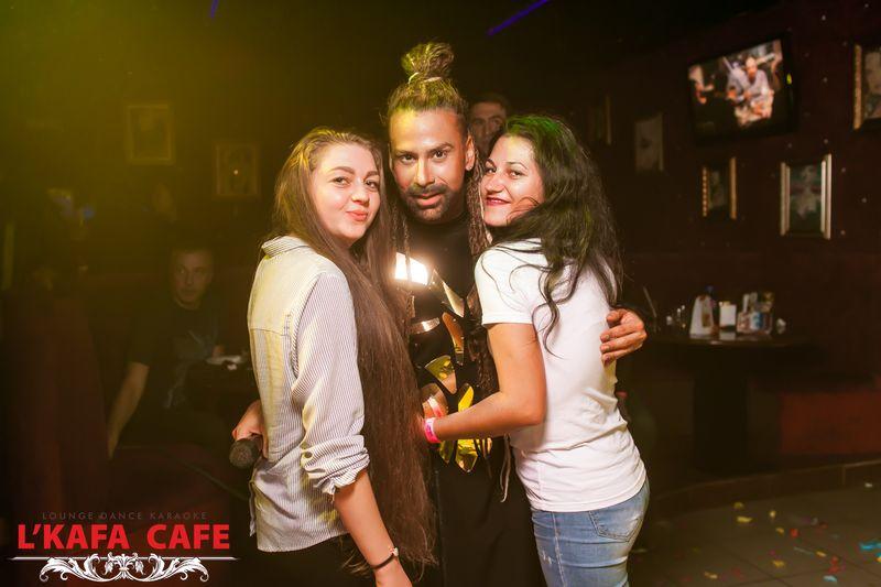 «BIRTHDAY PARTY» в «L'kafa cafe»