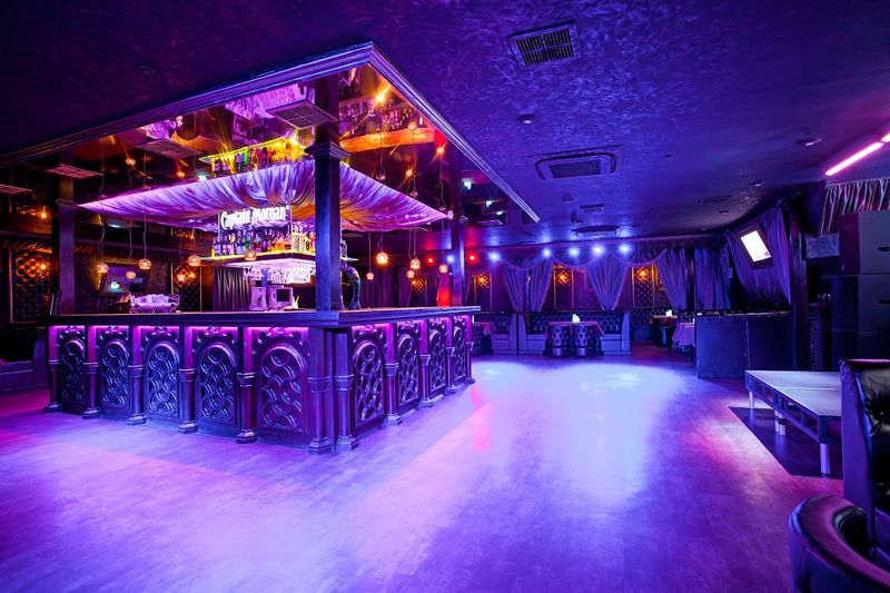 Ночной клуб «Saxon»
