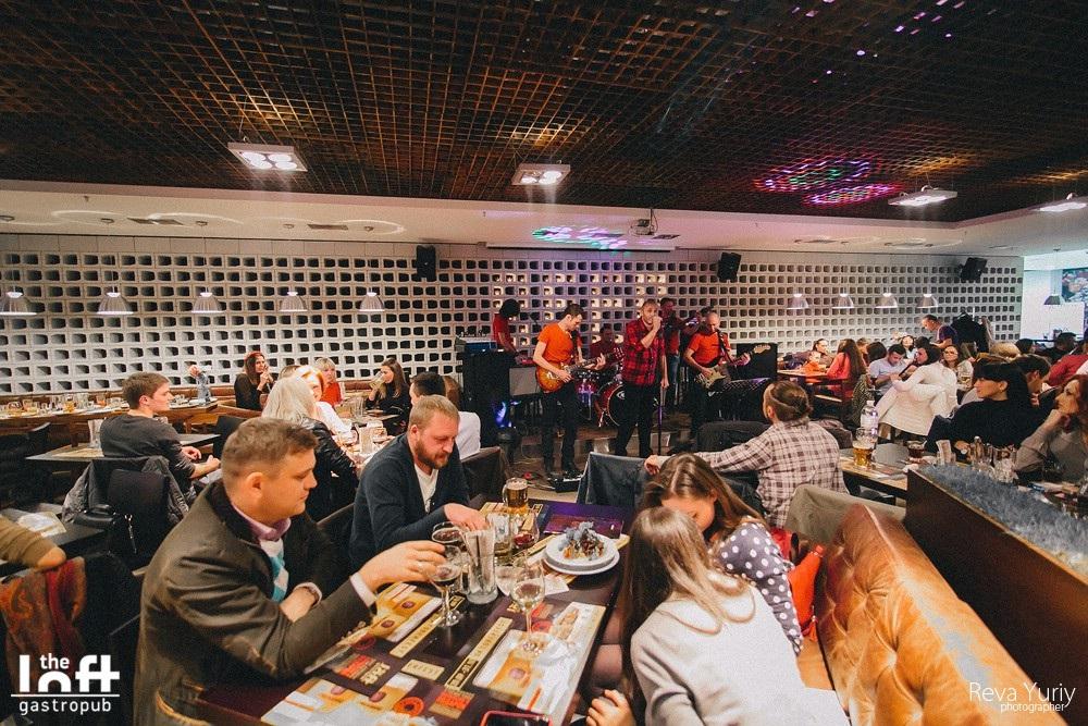 Oktoberfest в The Loft Gastropub!