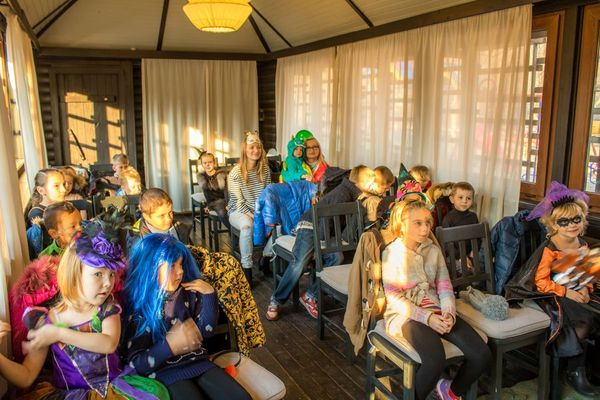 «Детский Хеллоуин» в ресторане «Forrest Club»