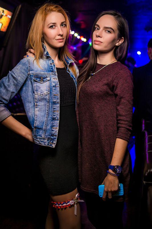 Вечеринка «Night Temptation show» в клубе «Saxon»