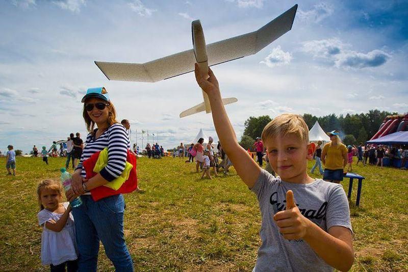 «#Самальот_fest 3» в «Государственном музее авиации»