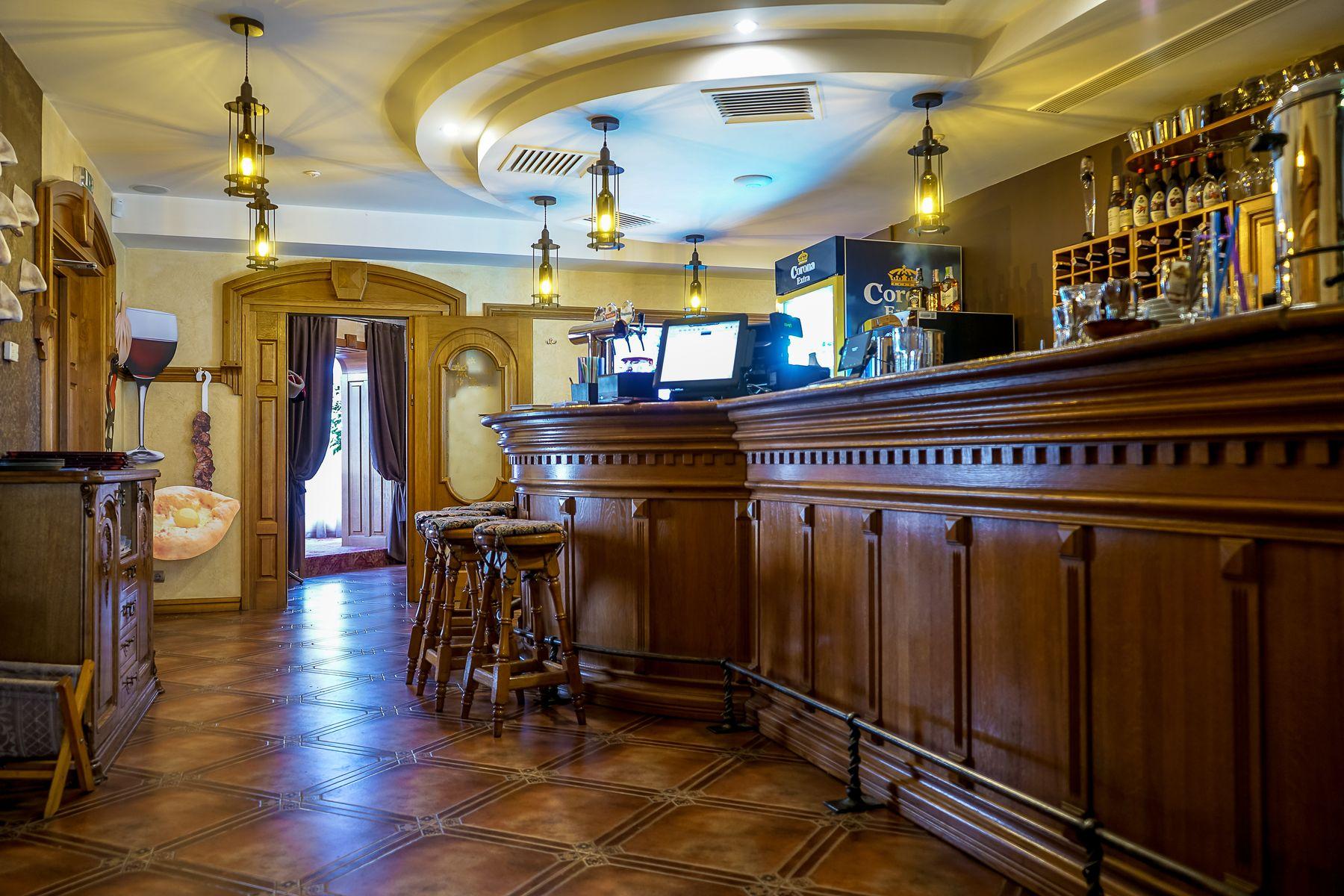 Ресторан «Хинкали на Оболони»