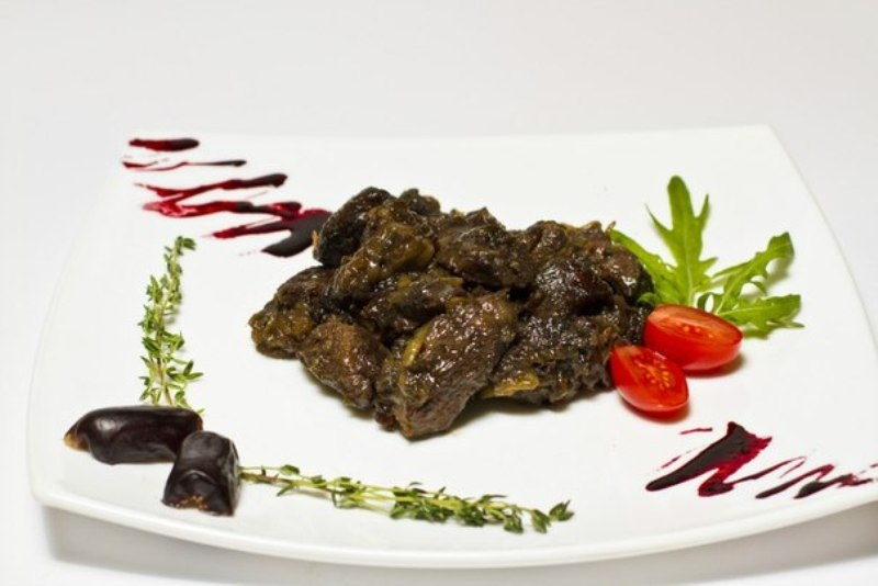 Ресторан Abu-dhabi