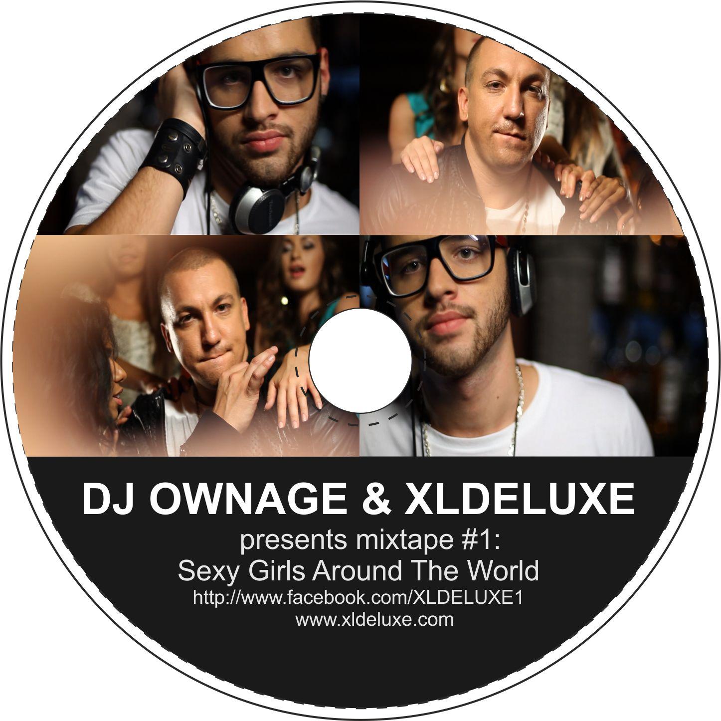 Презентация нового клипа XLDELUXE- Te Quiero  в клубе D'Luxe