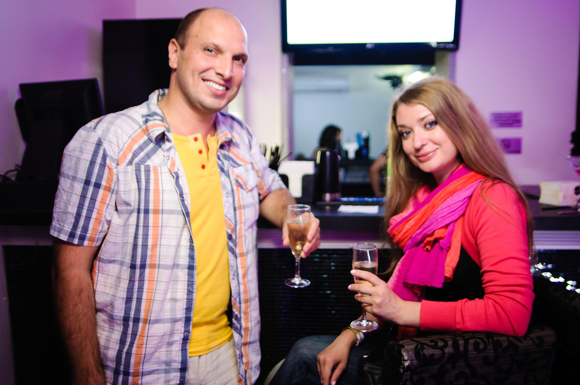 Вечеринка DJFM в клубе Franklin