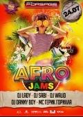 «RnB BooM. Afro Jams» в «Forsage»