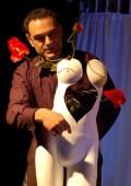 Спектакль «Табу» в театре «Крик»
