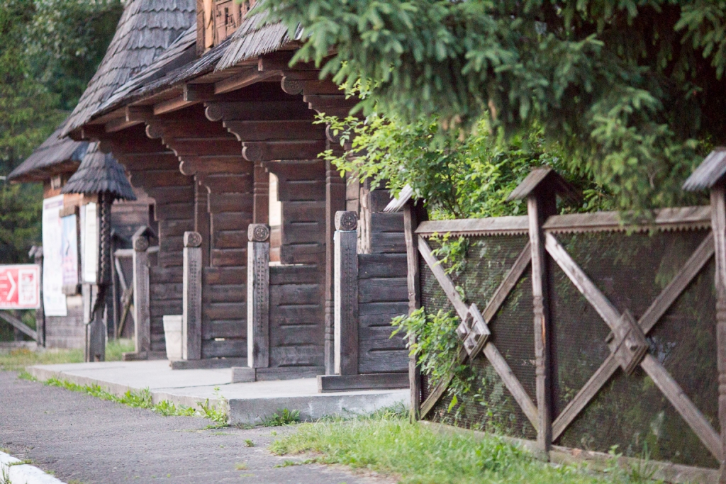 Музей народної архітектури та побуту