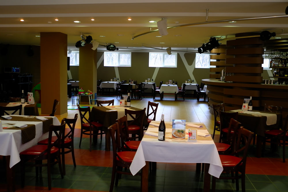Ресторан «Лавина»