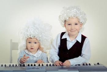 «Эффекта Моцарта» с клоунессой Малинкой @ Телега