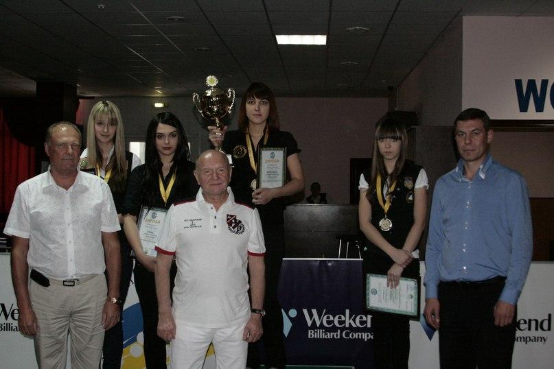 Открытый всеукраинский женский турнир «Киевские каштаны»