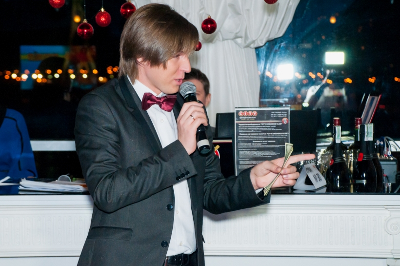 Новогодний Las Vegas в City Entertainment