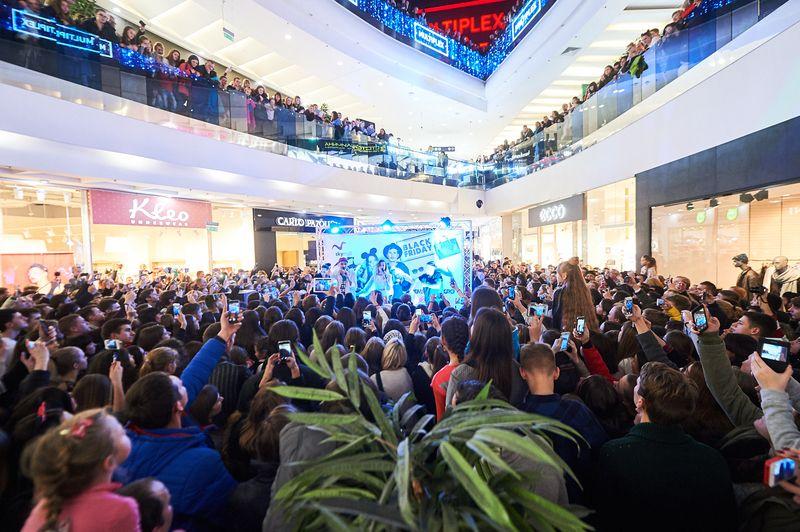 «Black Friday» в ТРЦ «Sky Mall»