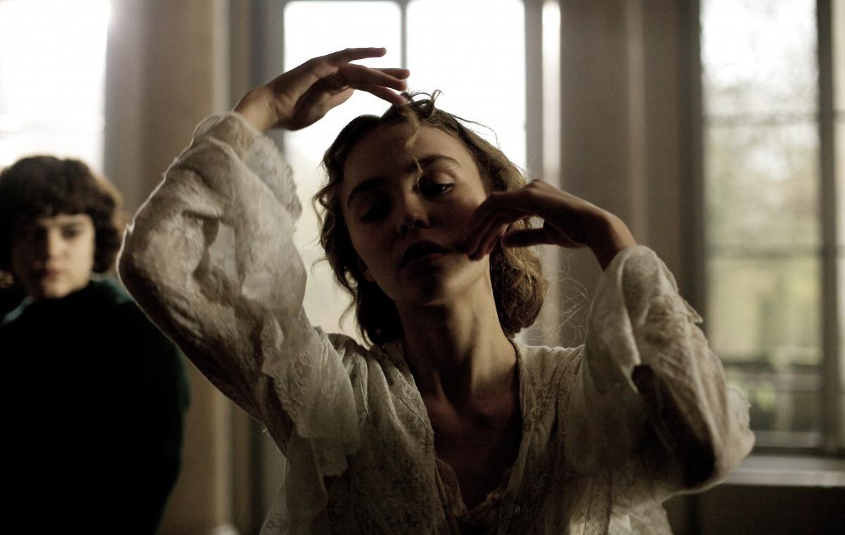 Лекция и фильм «Танцовщица» кинотеатре «Украина»