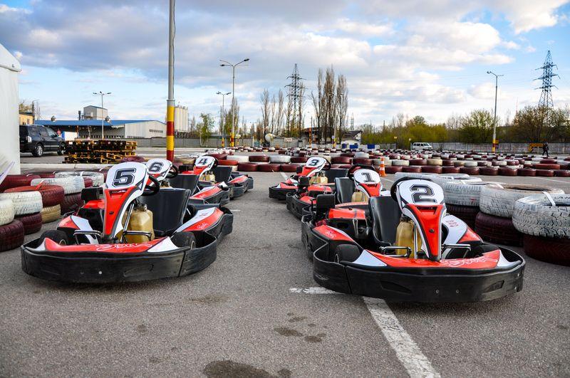 Картинг-центр «Crazy Karting»