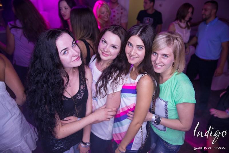 «Bomba» в клубе «Indigo»
