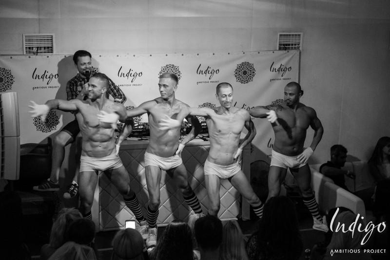 «Super Guys XXL» в клубе «Indigo»