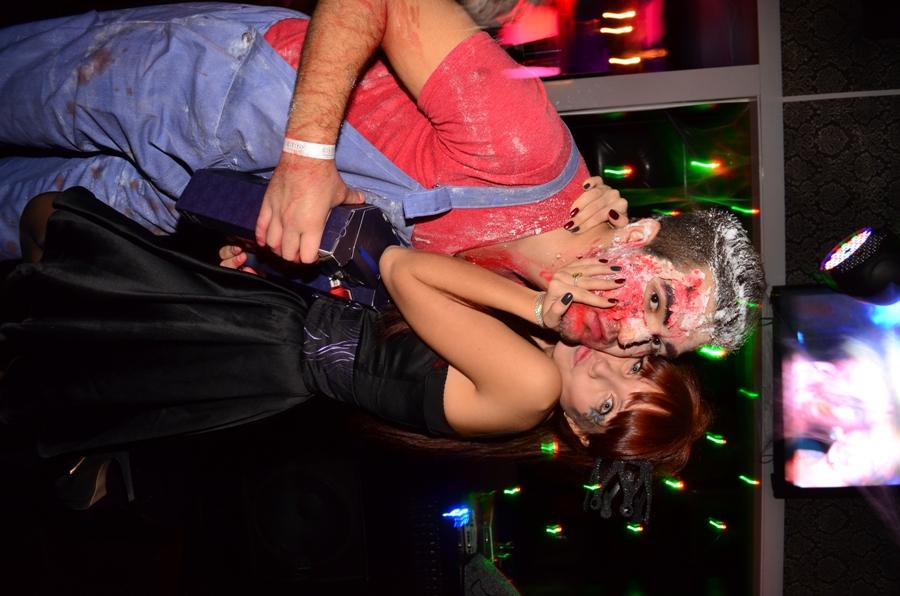 Halloween в City Entertainment