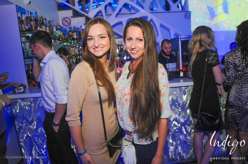 «Music Box Party» в клубе Indigo