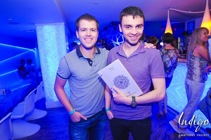 Alexey Kostylev birthday party в клубе Indigo