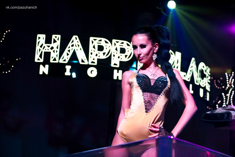 Marta Lay - Vocal Live Show в клубе «Happy Place»