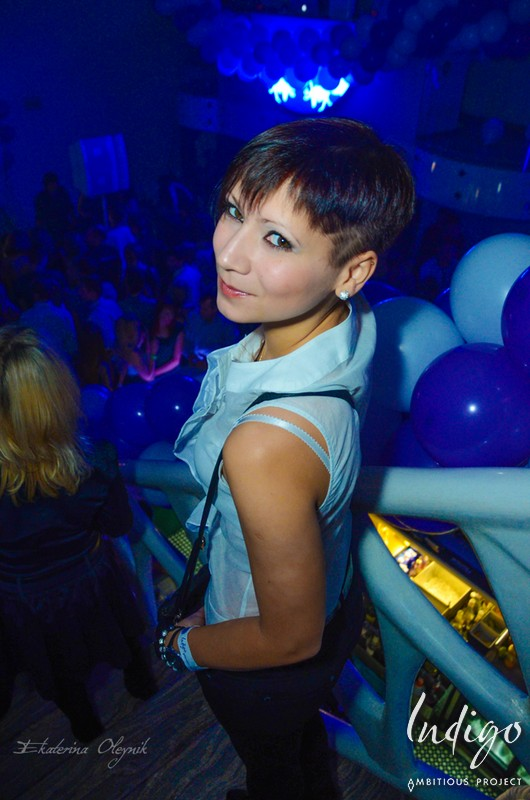 Ice party в Franklin club