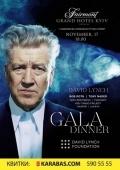 Gala Dinner. David Lynch